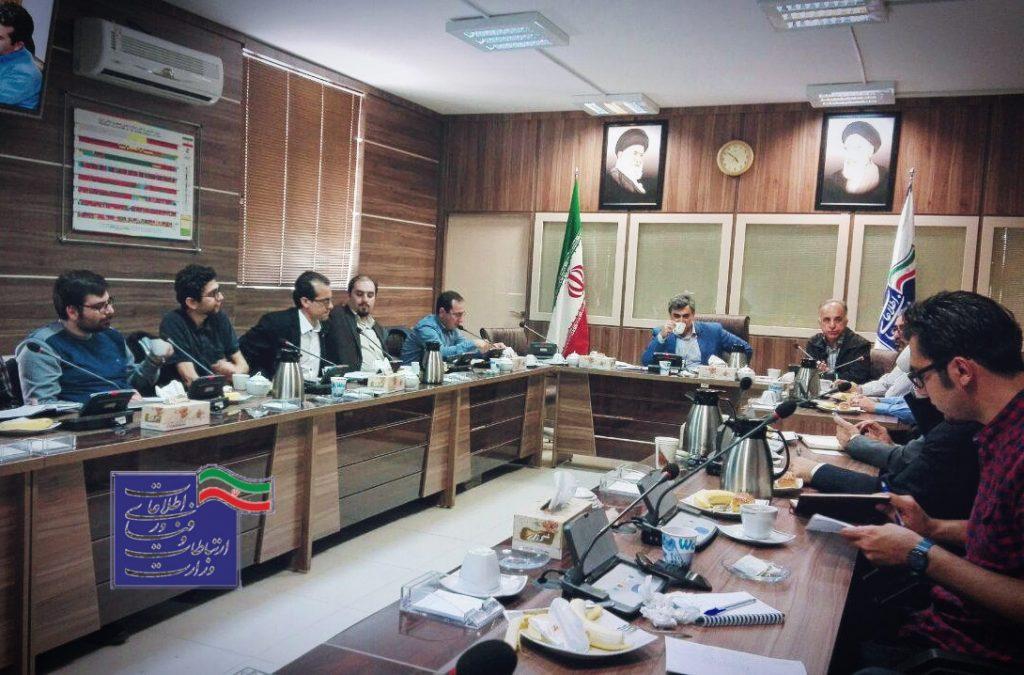 جلسات همفکری وزارت ارتباطات تبریز