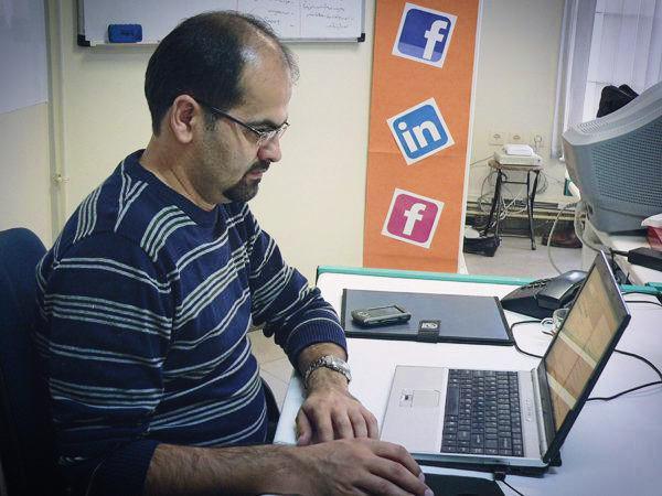 شهرام هنرمند در دفتر ما، پروژه دفتر ما. پروژه wingme