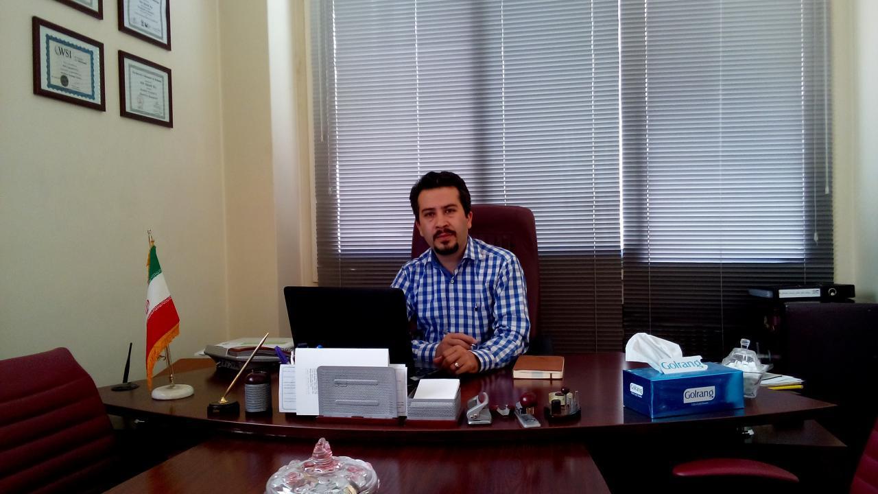 نادر آقازاده : مدیر عامل شرکت دانش بنیان فناوران اطلاعات و ارتباطات ستاک