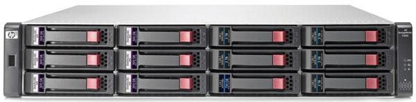 HP-MSA-2040 SAN Storage