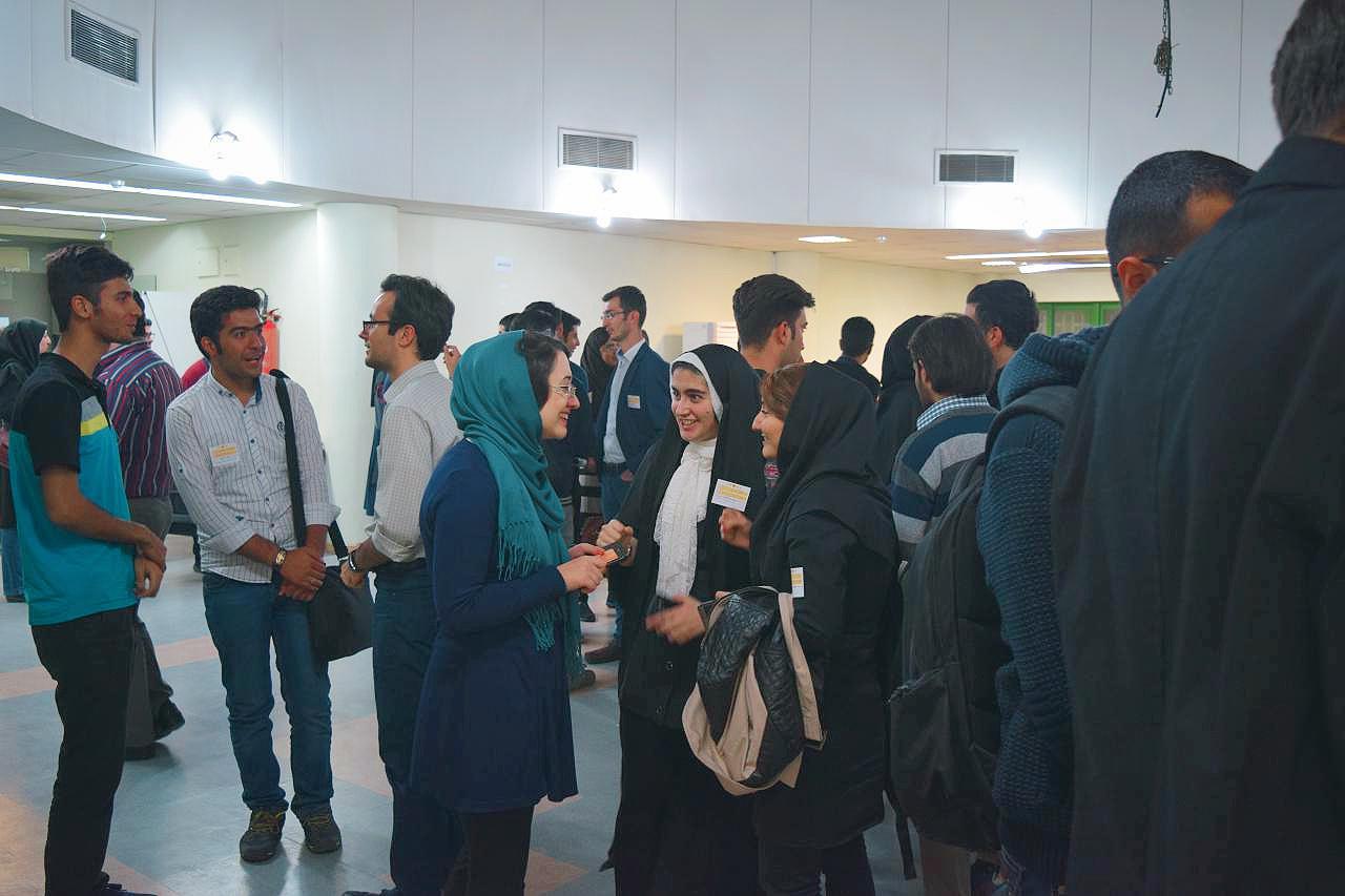 اولین همفکر تبریز در دانشکده علوم پزشکی