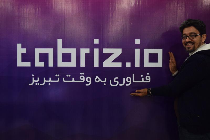 اکبر هاشمی از هفته نامه کارآُفرینی شنبه مهمان و سخنران اولین جشنواره ایده تا کسب و کار ربع رشیدی