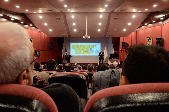همایش امنیت و ذخیره سازی اطلاعات در تبریز