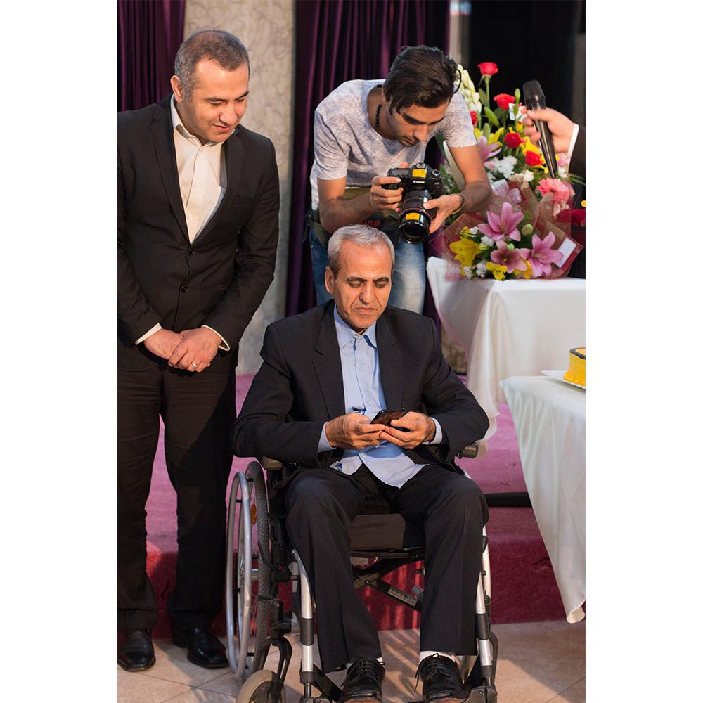 استفاده از نسخه جدید قونقا توسط ریاست شورای شهر تبریز، دکتر شکور اکبرنژاد