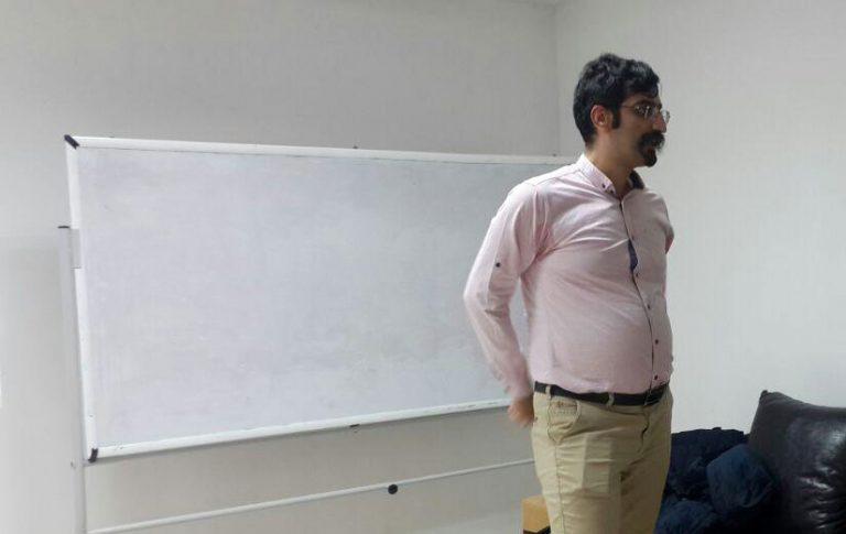 دکتر فرید دهقان - جلسات باز نرم افزار