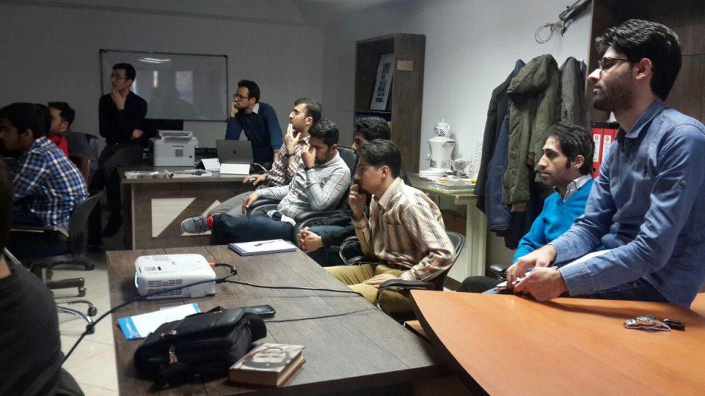 جلسات باز نرم افزار تبریز