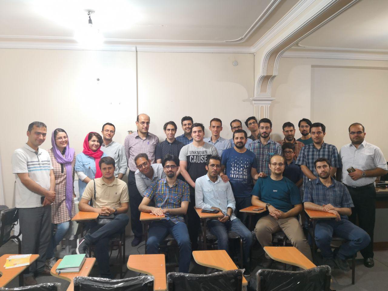 بازاریابی درونگرا - جلسات باز نرمافزاری تبریز