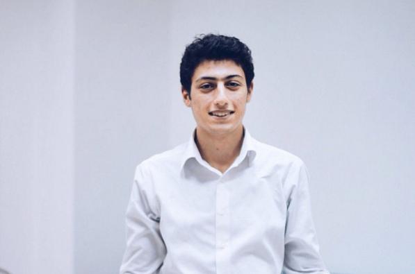 حسینآقا احمداف از اعضای اکوسیستم استارتاپی باکو