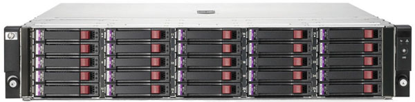 HP D2700 Disk enclosure
