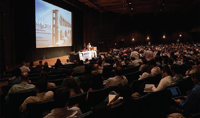 کنفرانس آی بریج در برلین