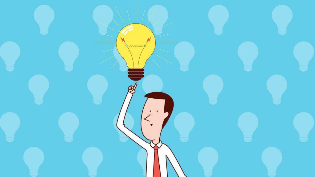 ایدهپردازی تنها شروع کار است و هر ایدهای که در این مرحله باقی بماند و اجرا نشود هیچ ارزشی ندارد