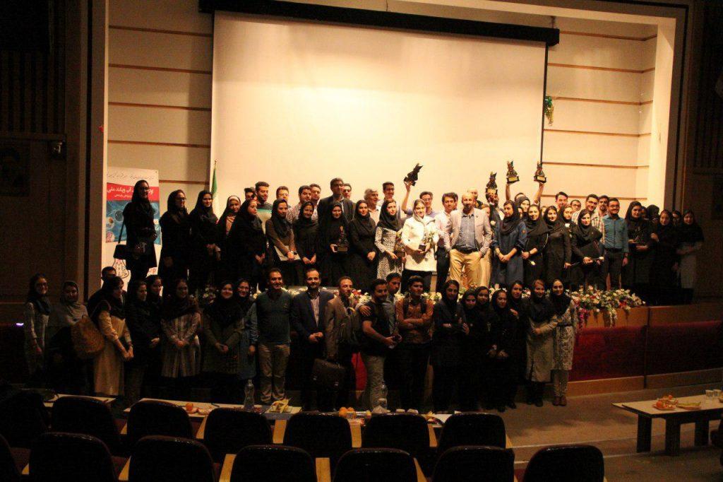 عکس دست جمعی رویداد