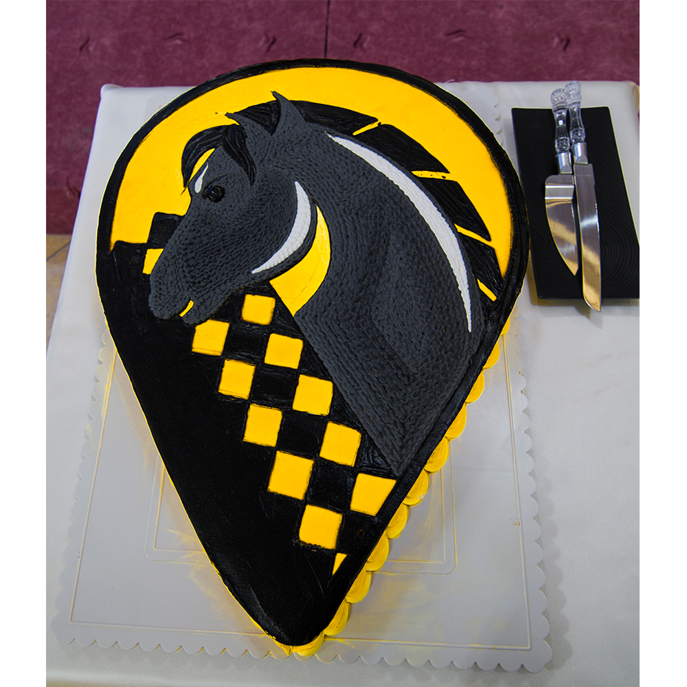کیک تولد یک سالگی قونقا