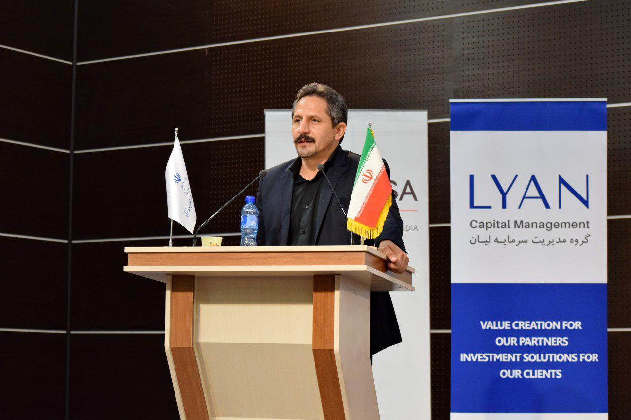 حضور دکتر ایرج شهین باهر در رویداد استارتاپ جاده ابریشم تبریز